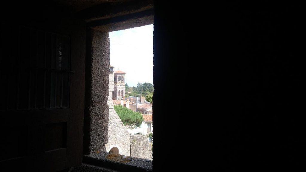 patrimoine de Clisson: le château