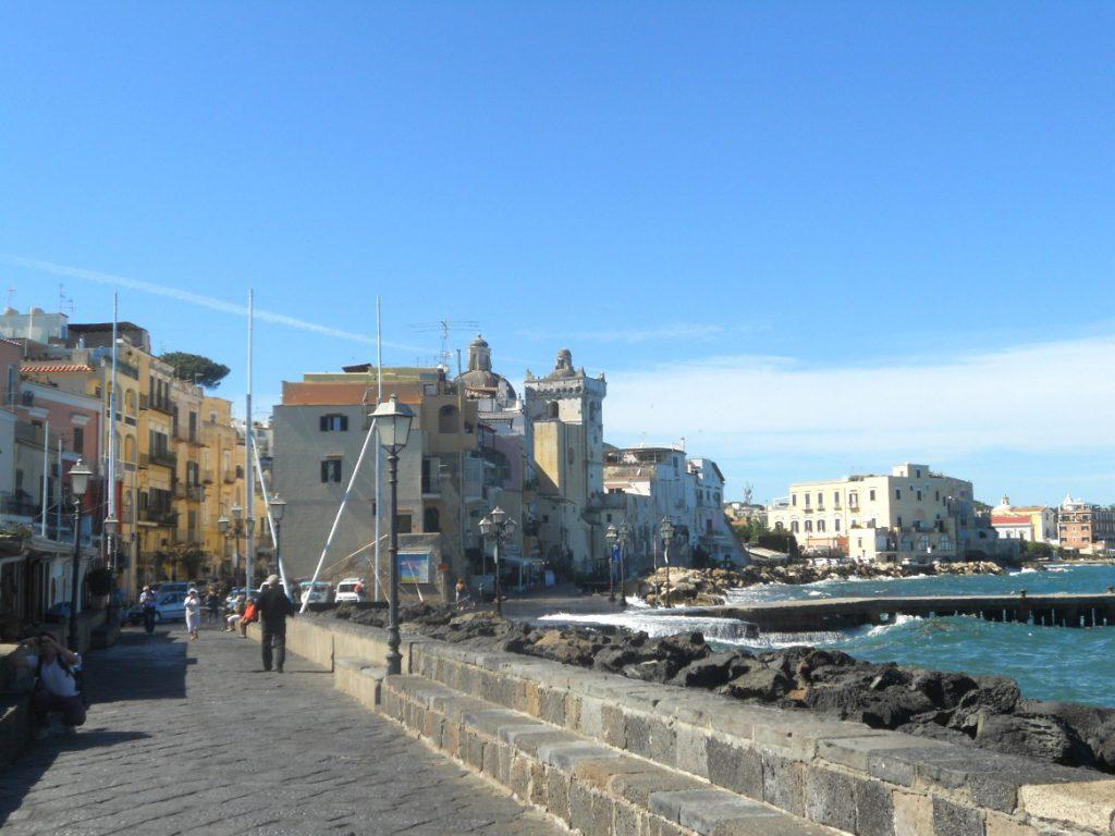 balade sur l'île d'Ischia
