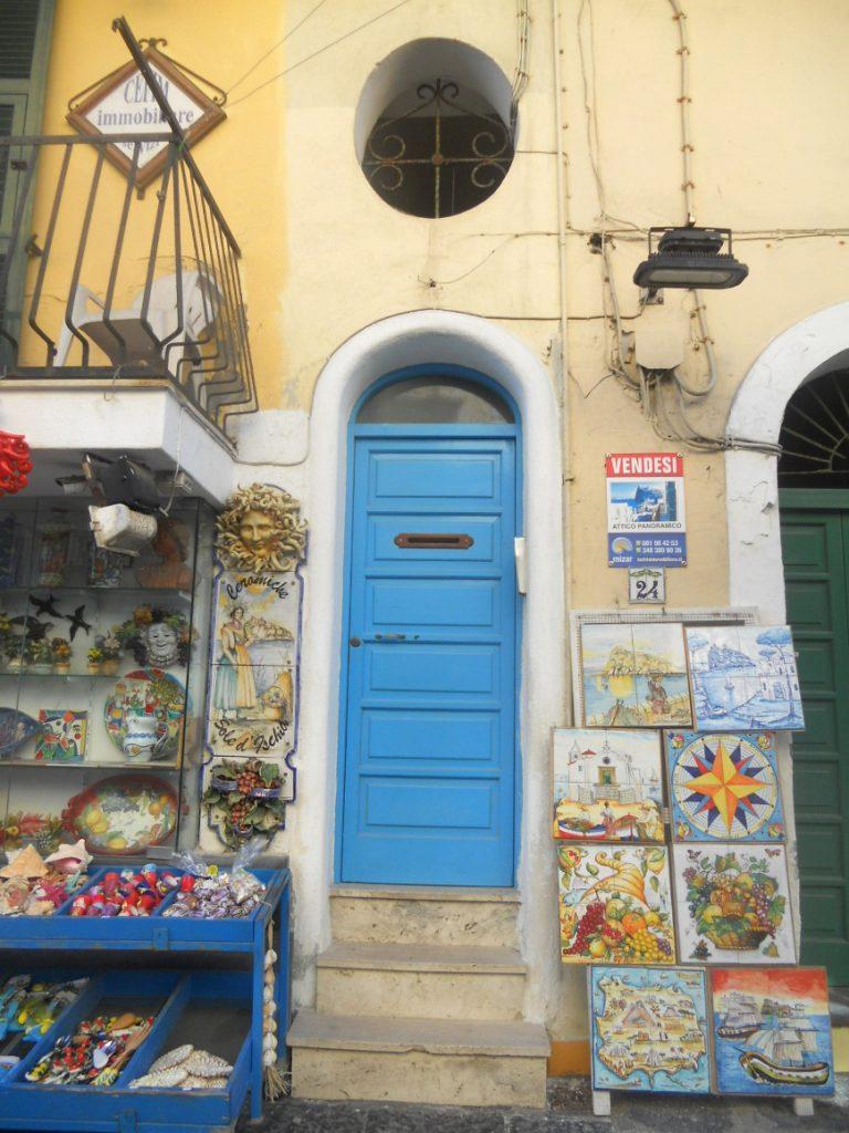 que visiter sur l'île d'Ischia