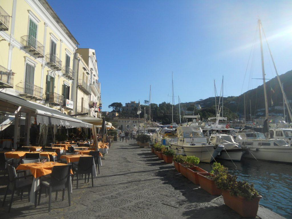 balade au port d'Ischia