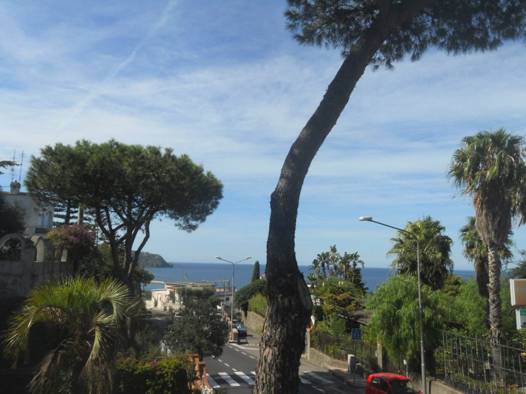 visites sur l'île d'Ischia en Italie