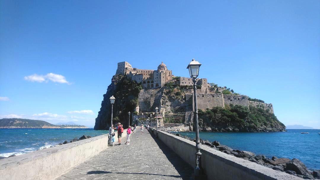 visiter l'île d'Ischia