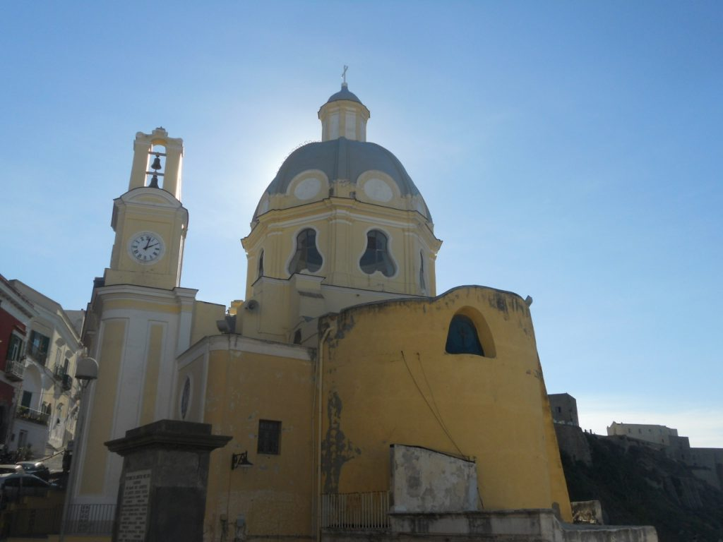 visiter église de Procida