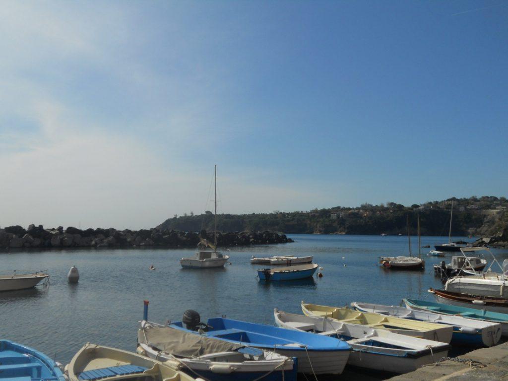 fin d'été sur l'île de Procida