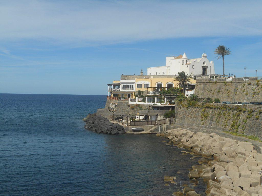 que voir sur l'île d'Ischia autour de Naples