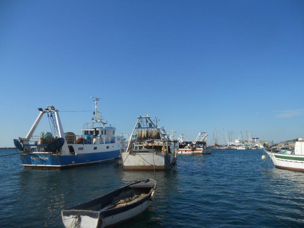 visiter le Port de Procida en un jour fin septembre