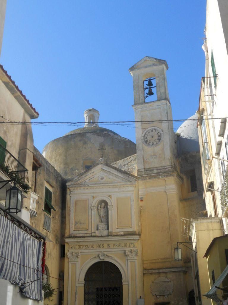 l'île de Procida près de Naples est à visiter
