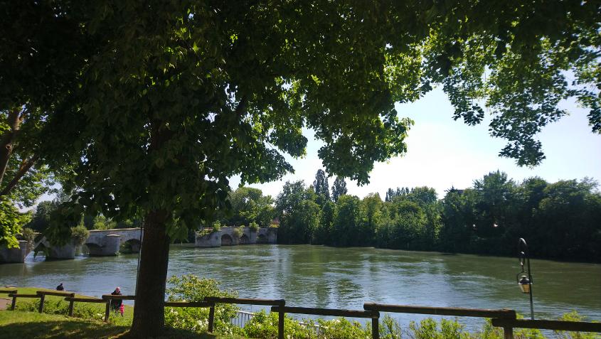 balade en Bords de Seine dans les Yvelines