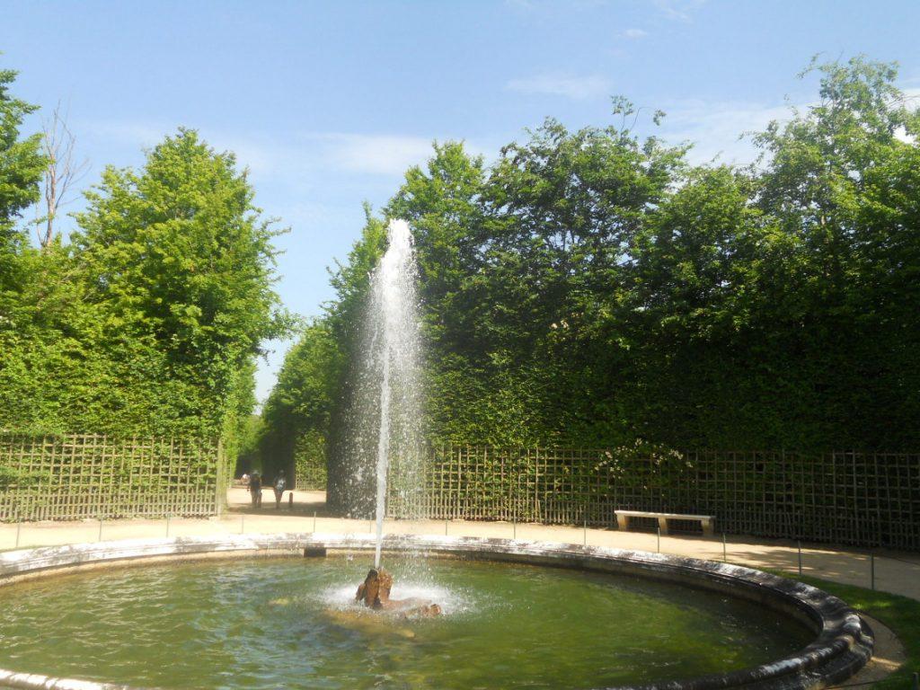 journée au château de Versailles