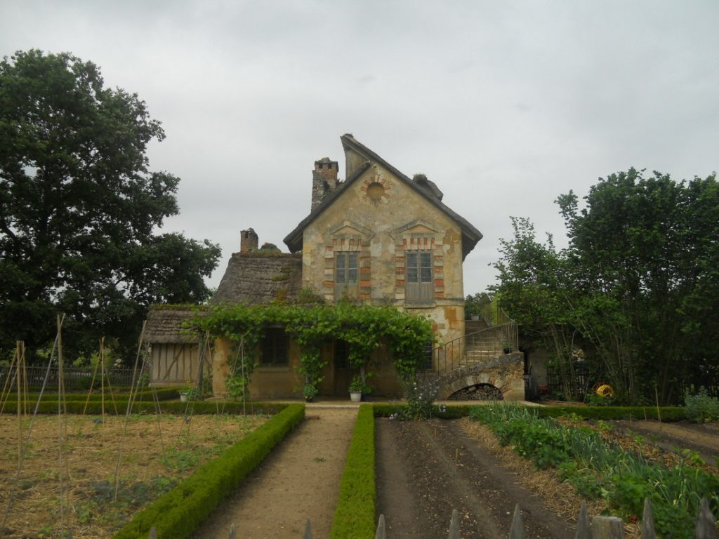 visiter le Hameau de la Reine à Versailles