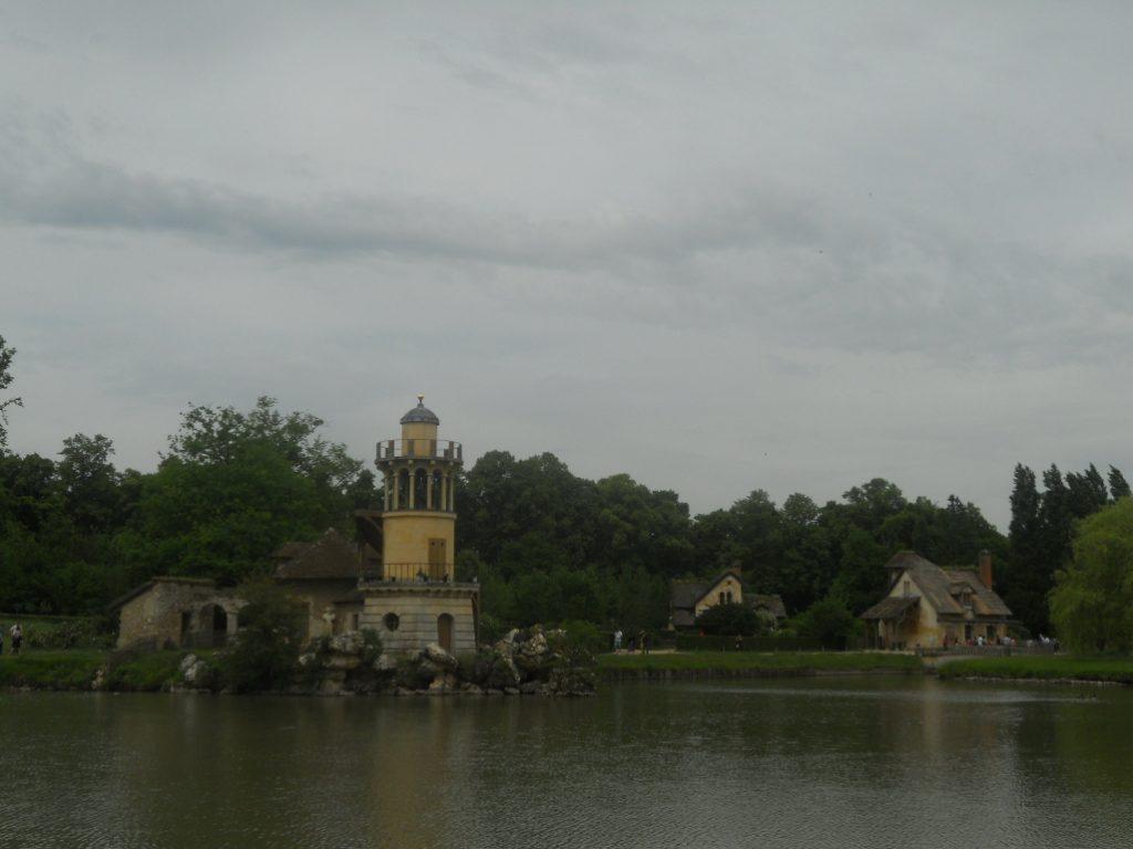 decouvrir le Hameau de la Reine à Versailles