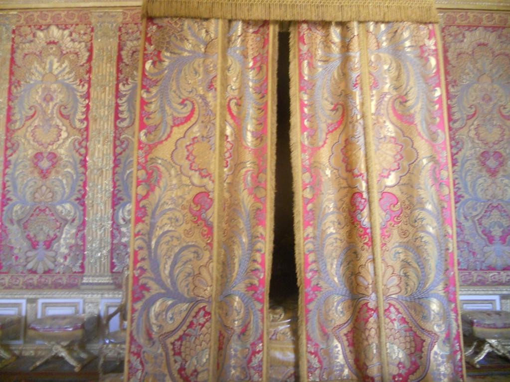 visite des appartements royaux du château de Versailles