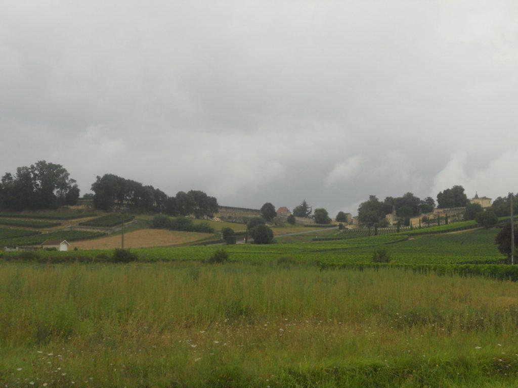 visiter Saint-Emilion dans les environs de bordeaux