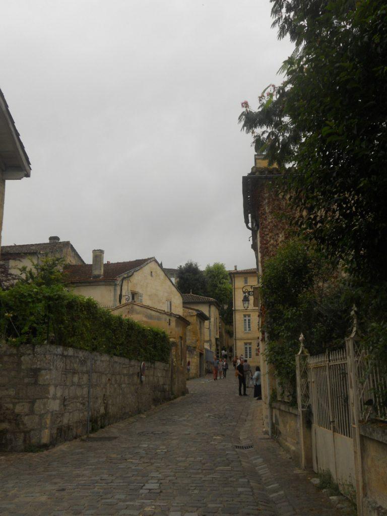 visiter le village médiéval de Saint-Emilion