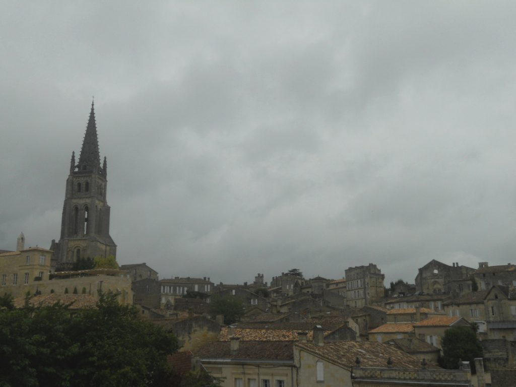 Saint-Emilion à voir lors de vacances autour de Bordeaux