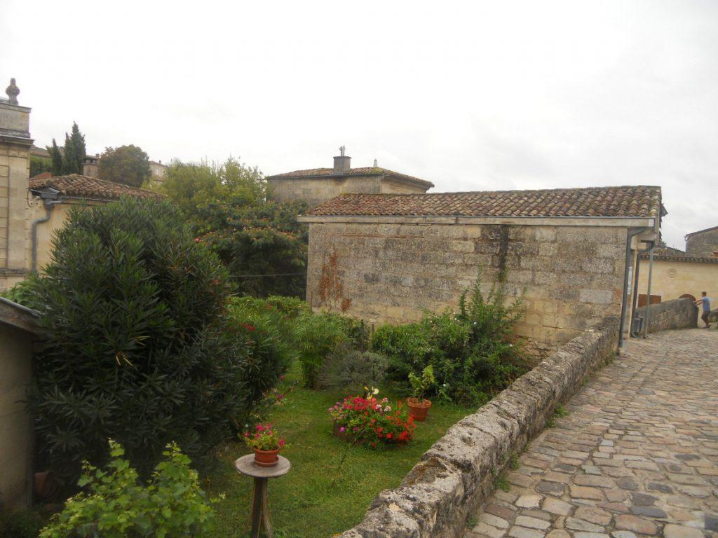 découverte d ela cité médiévale de Saint-Emilion
