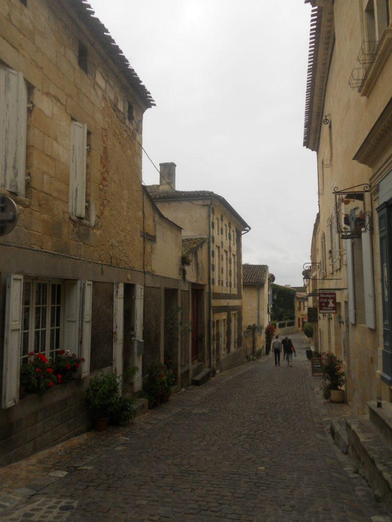 visiter Saint-Emilion lors de vacances à Bordeaux