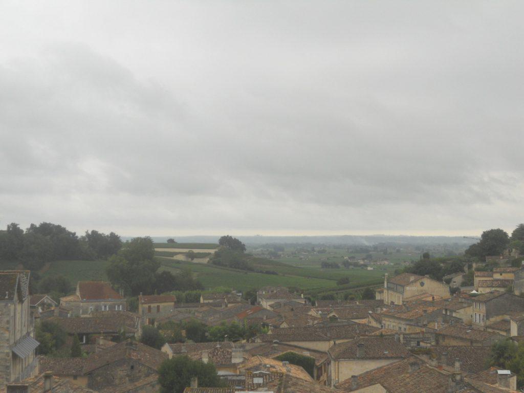 Saint-Emilion village viticole et médiévale en Nouvelle-Aquitaine