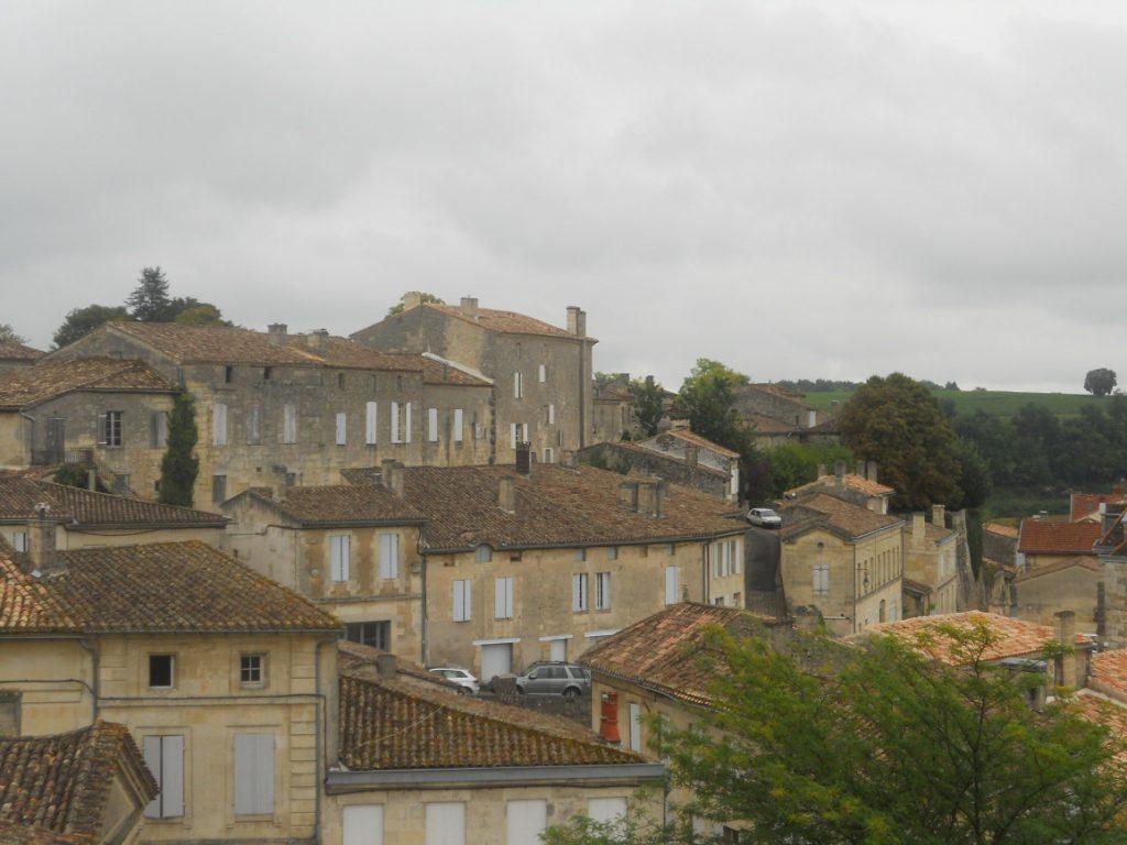 Saint-Emilion village à découvrir autour de Bordeaux