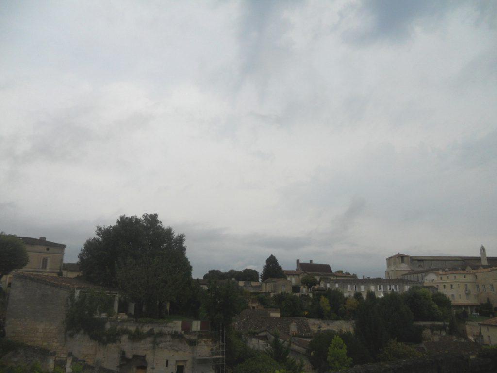 visite de Saint-Emilion en été