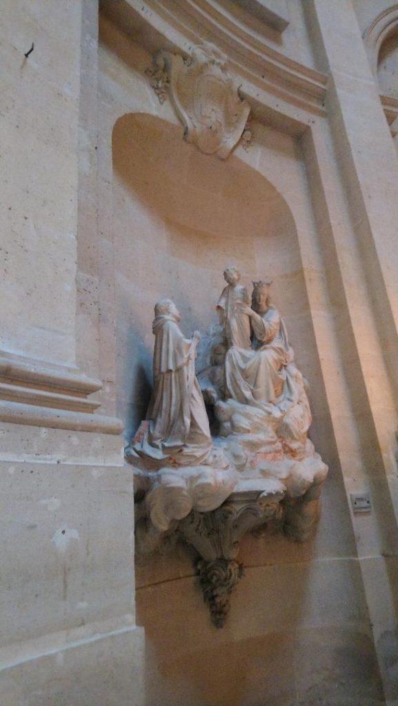 visiter la cathédrale Saint-Louis à Versailles