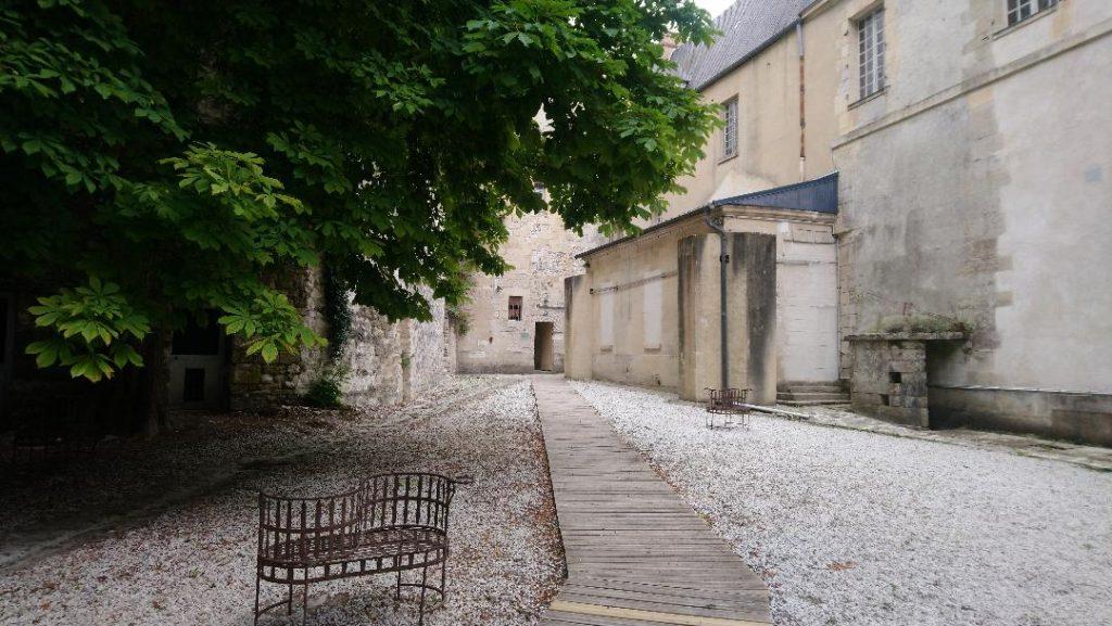 visite du château de la Roche-Guyon