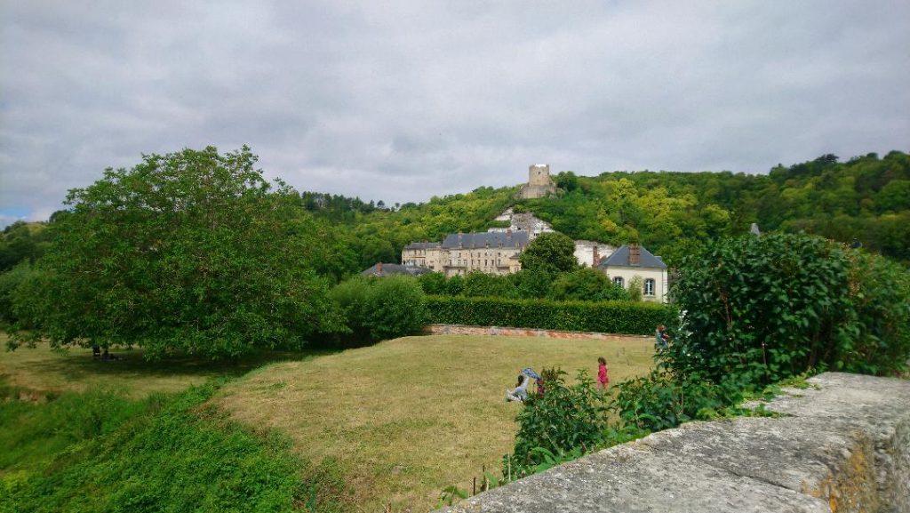 que visiter dans le village de la Roche-Guyon