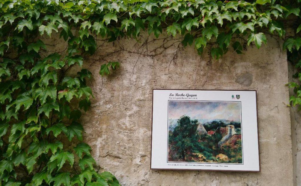 que voir dans le village de la Roche-Guyon