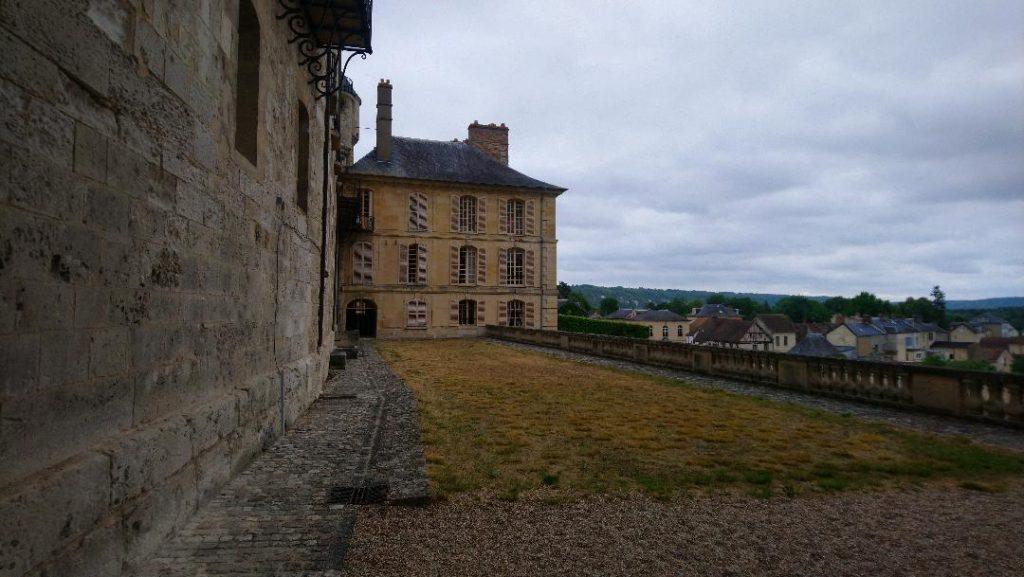 visiter le château de la Roche-Guyon