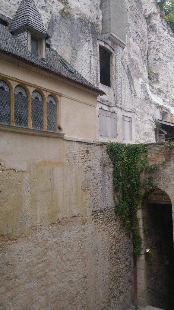 visites du château de la Roche-Guyon