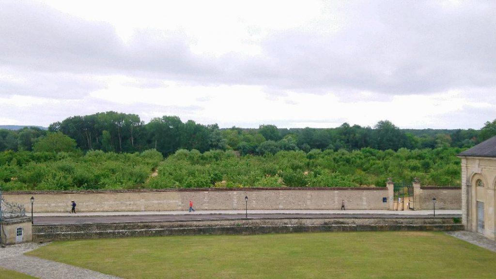 dimanche à visiter le château de la Roche-Guyon dans le Vexin