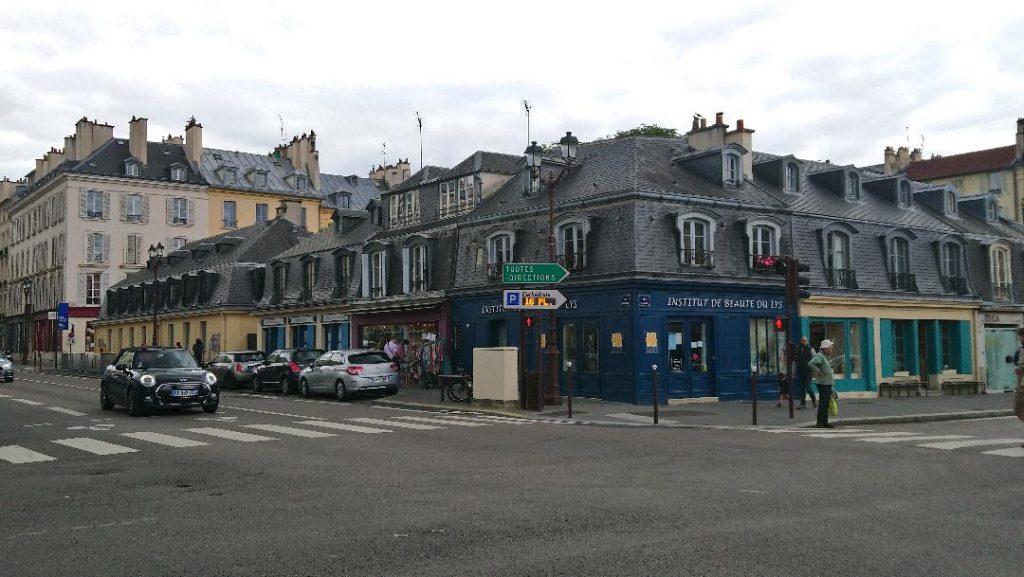 Carrés Saint-Louis à Versailless