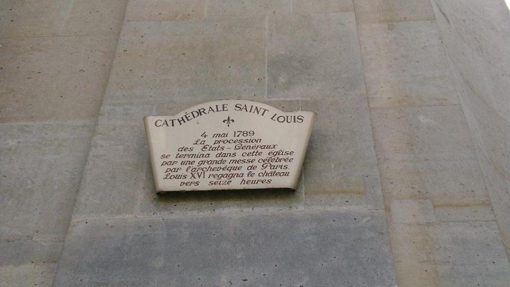 cathédrale Saint-Louis à Versailles