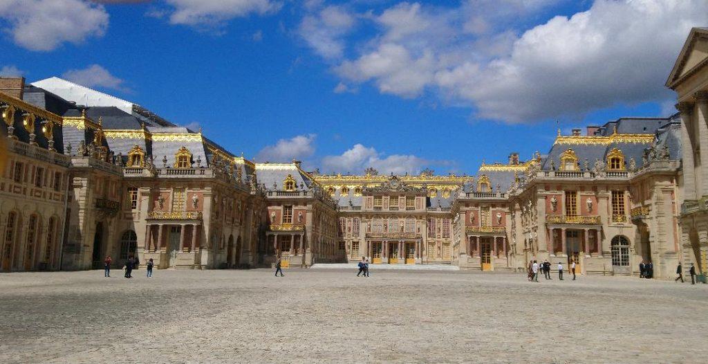 journée à visiter Versailles