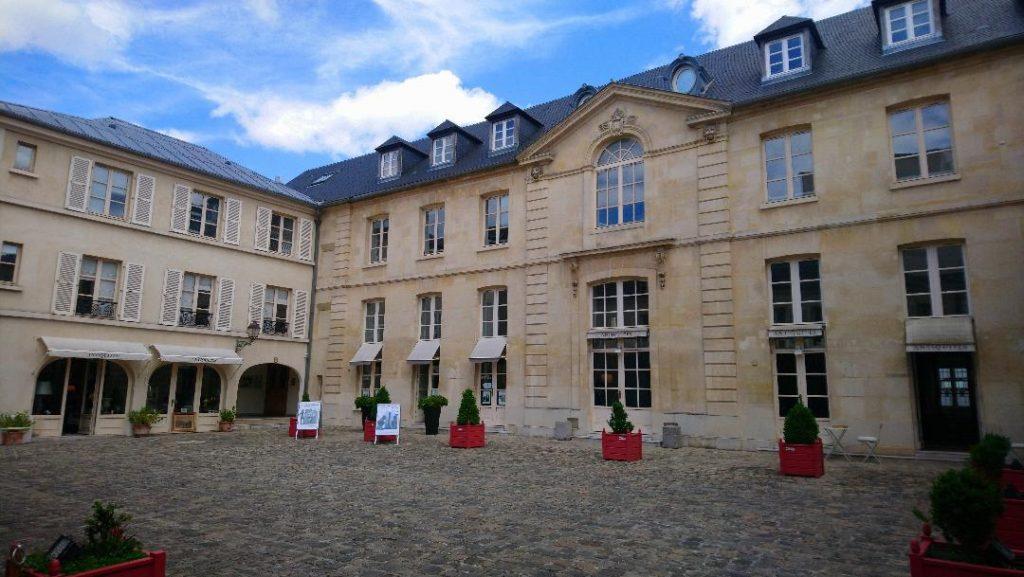 hôtel particulier à Versailles