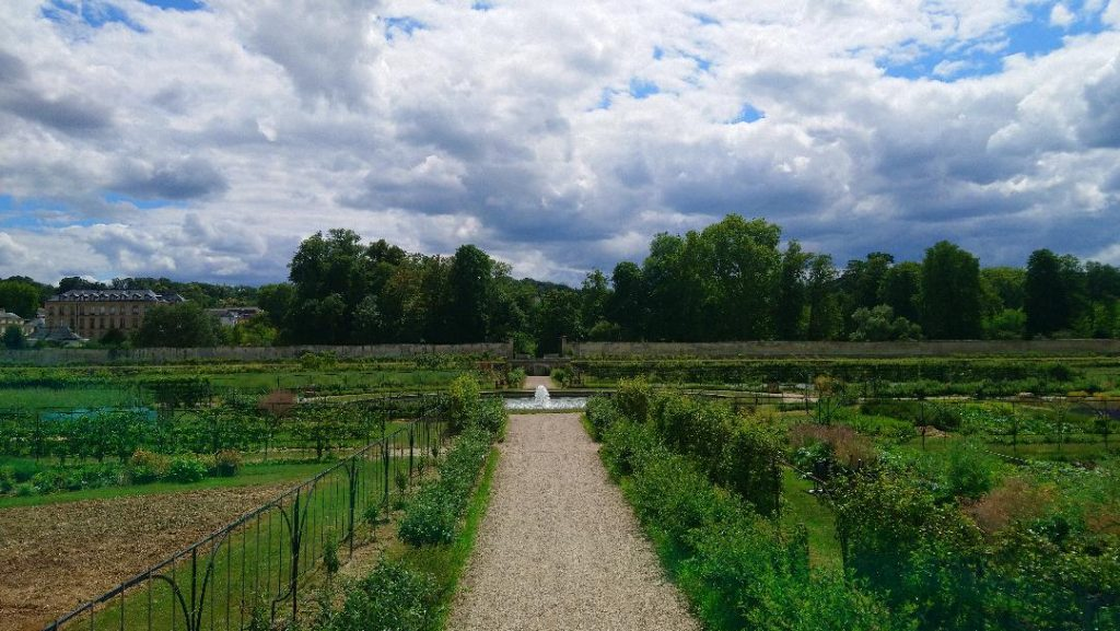 visiter Versailles: potager du Roi