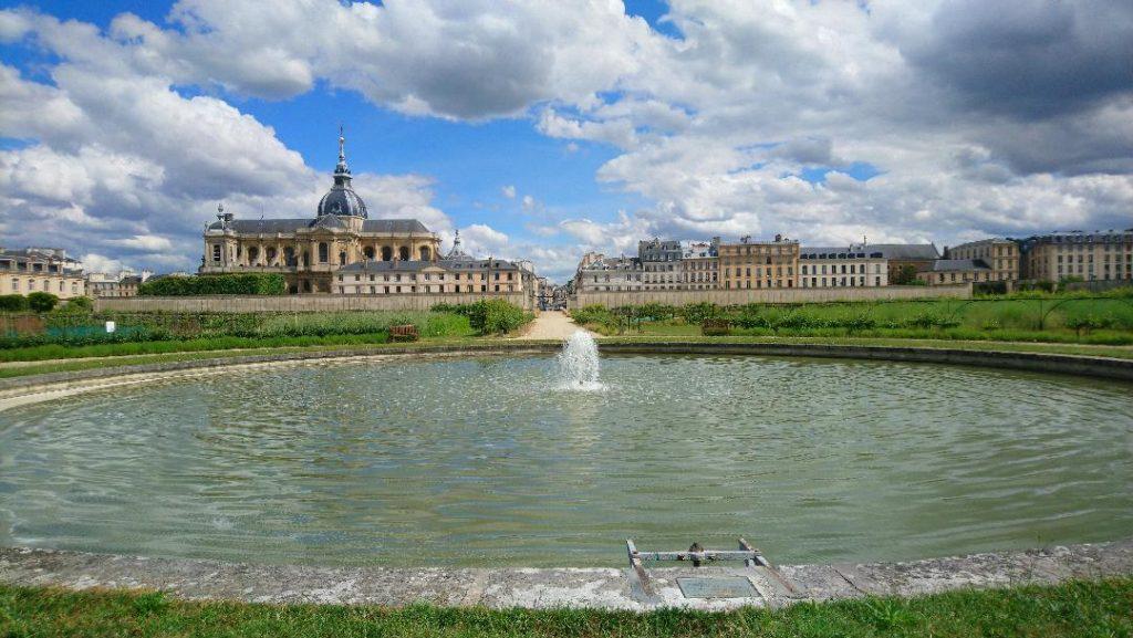 une journée à visiter Versailles: potager du roi