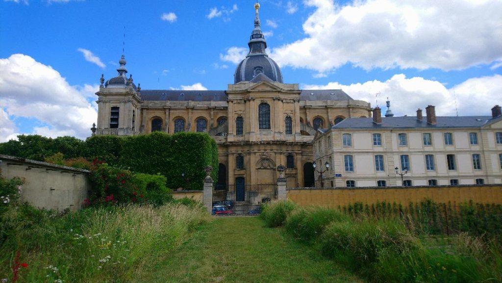 potager du roi de Versailles à découvrir