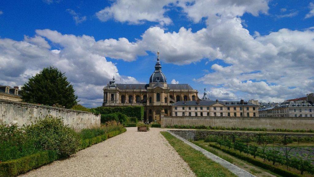 potager du roi à visiter à Versailles