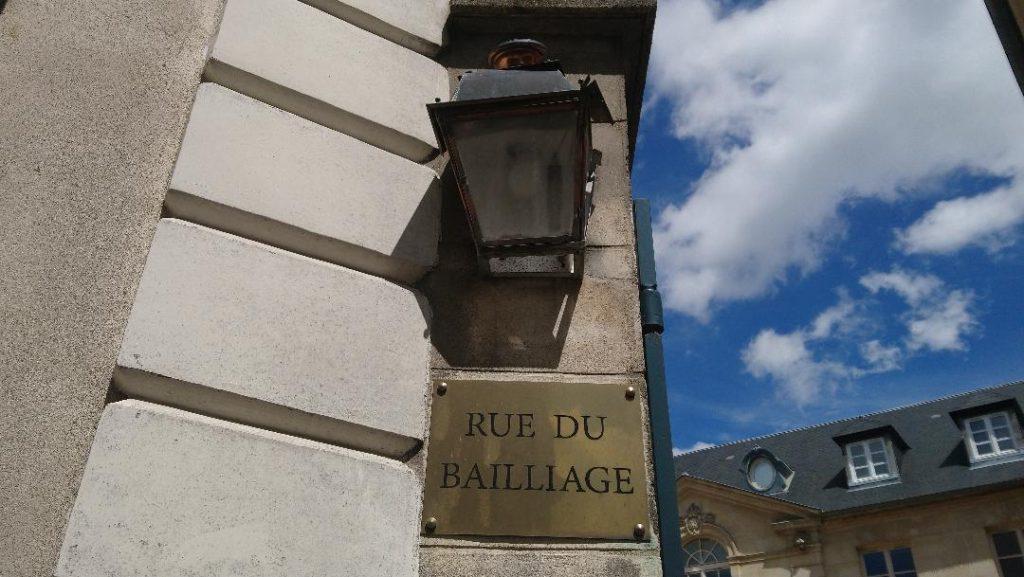 quartier ancien de Versailles