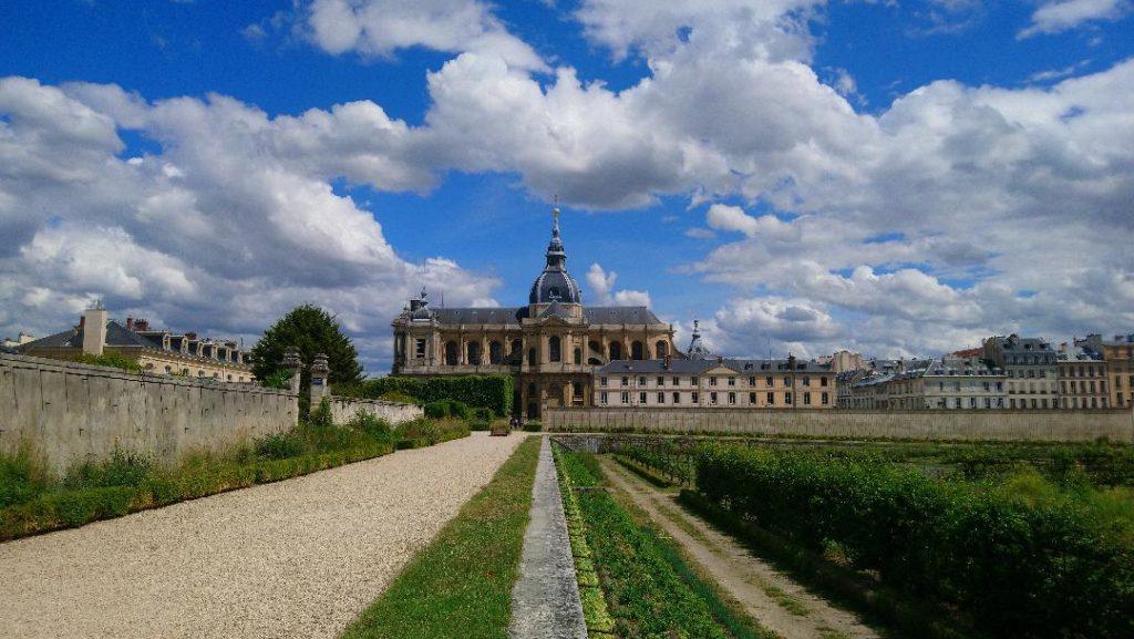 visiter Versailles en un jour: potager du roi