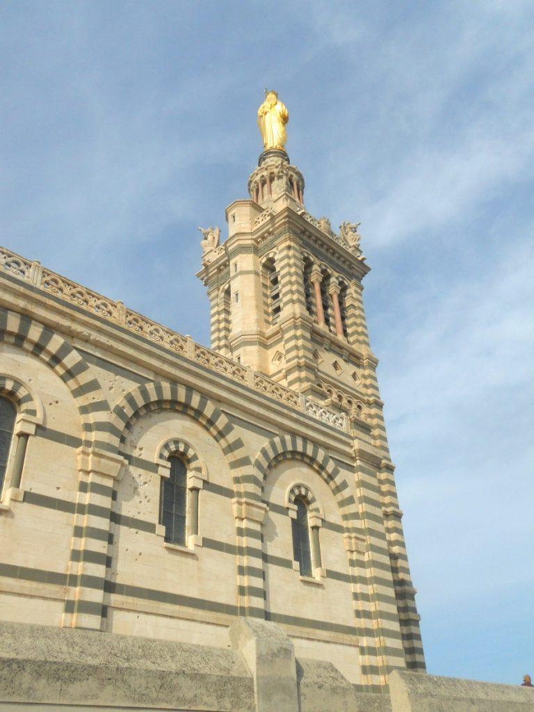 Notre Dame de la Garde visite incontournable lors d'un weekend à Marseille