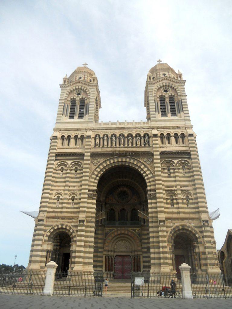 visiter Marseille en 2 jours: visiter la Cathédrale Major est incontournable