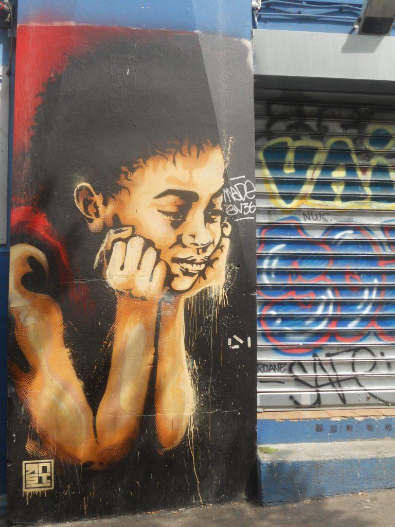 balade street art à Marseille
