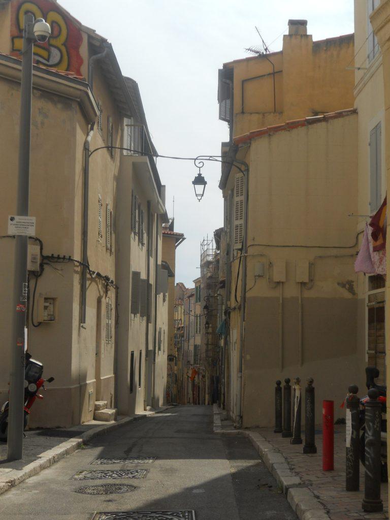 quartier du Panier est incontournable lors d'une visite de Marseille