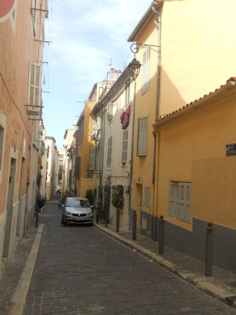 découvrir le quartier du Panier à Marseille
