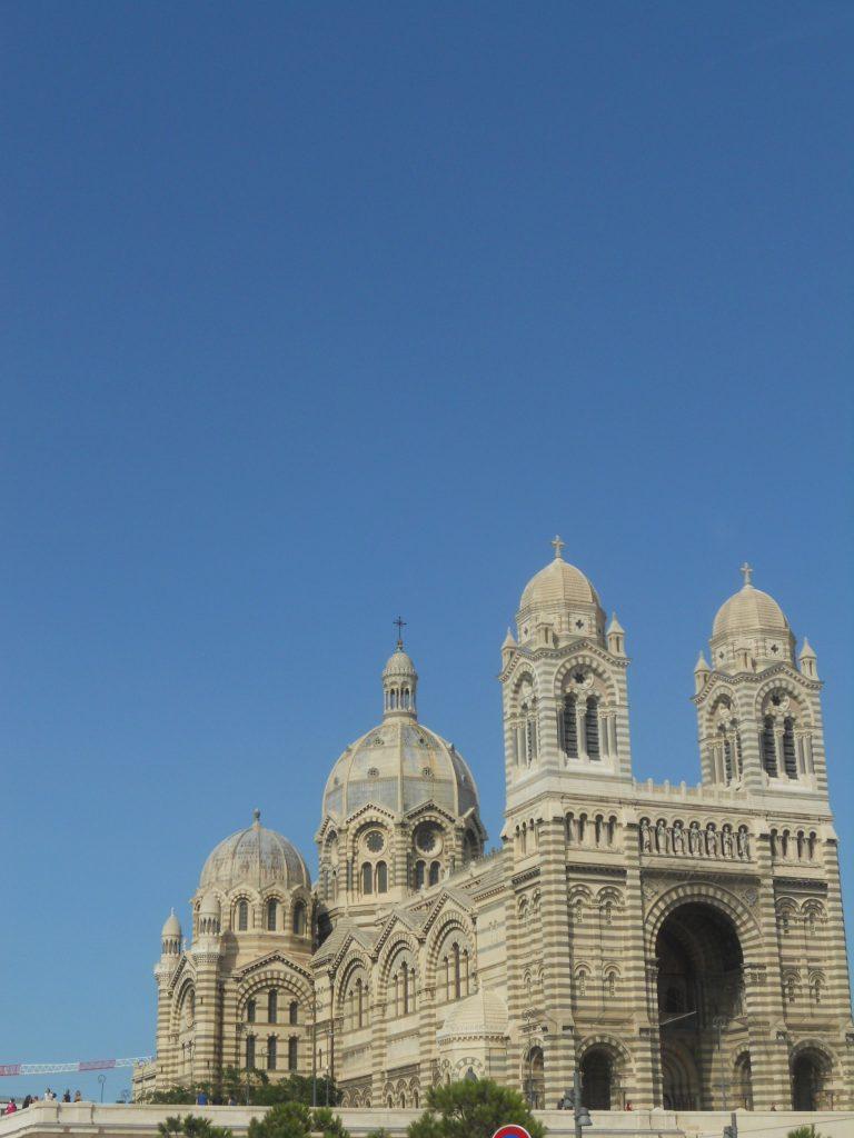 visiter Marseille avec la Cathédrale de la Major est à voir à Marseille