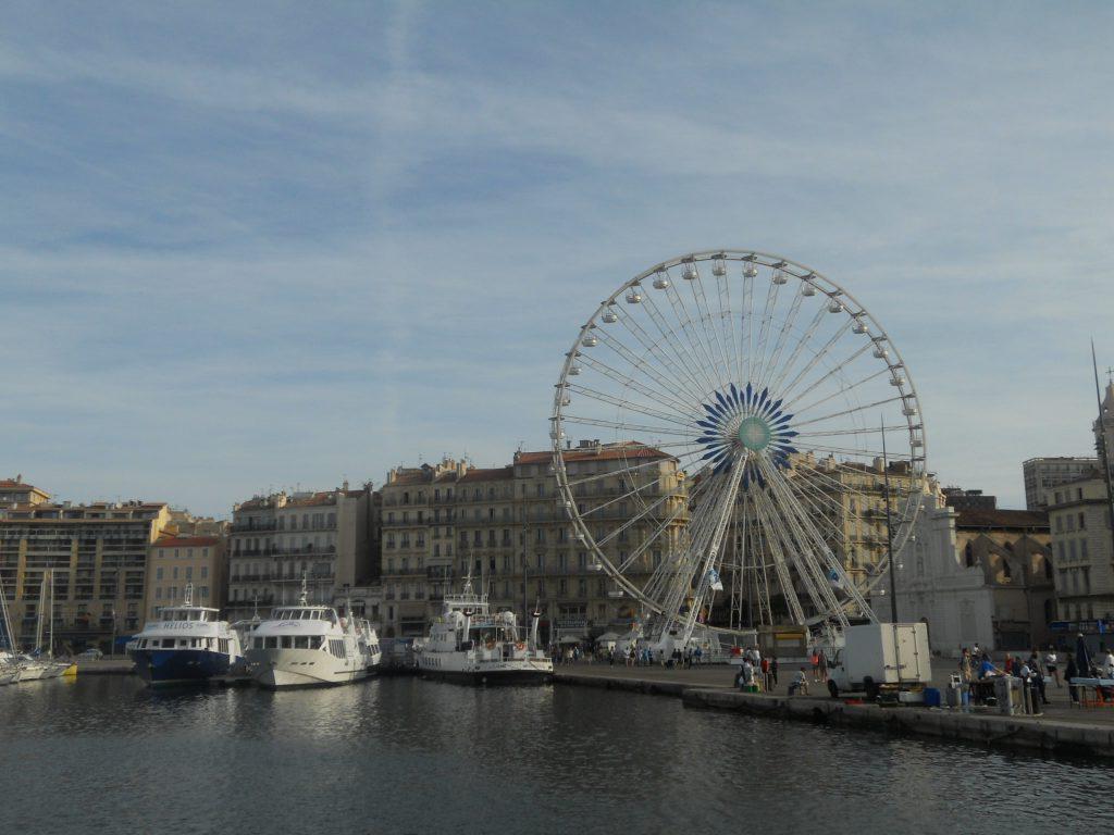 visiter Marseille en un week-end: visiter le Vieux Port