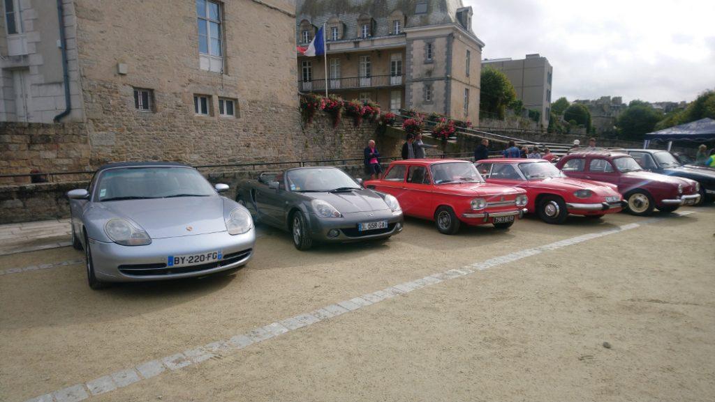 visiter une cité médiévale bretonne