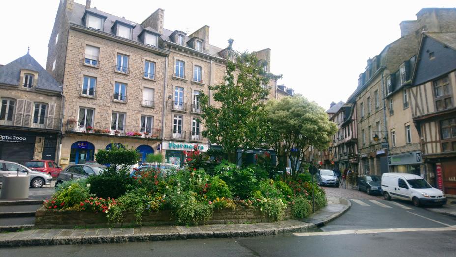 découverte de Dinan cité médivale bretonne